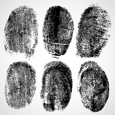 Fingerprints Stolen - Cybersecurity