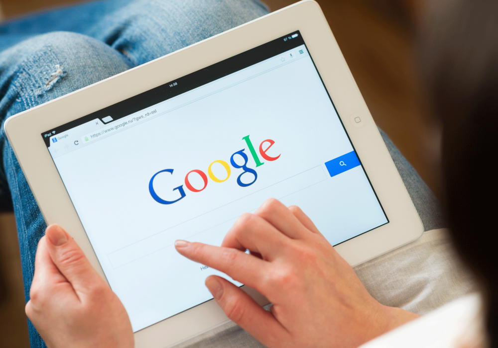 Google Search – Is Your Business There?