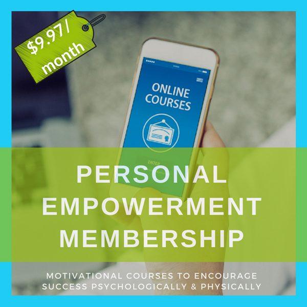 Personal Empowerment Membership