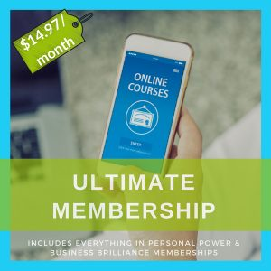 Ultimate Business and Personal Empowerment Online Educational Memberships